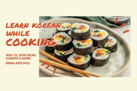Learn Korean While Cooking Kimbap 김밥 5