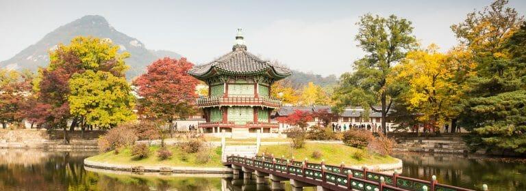 learning korean- travelling