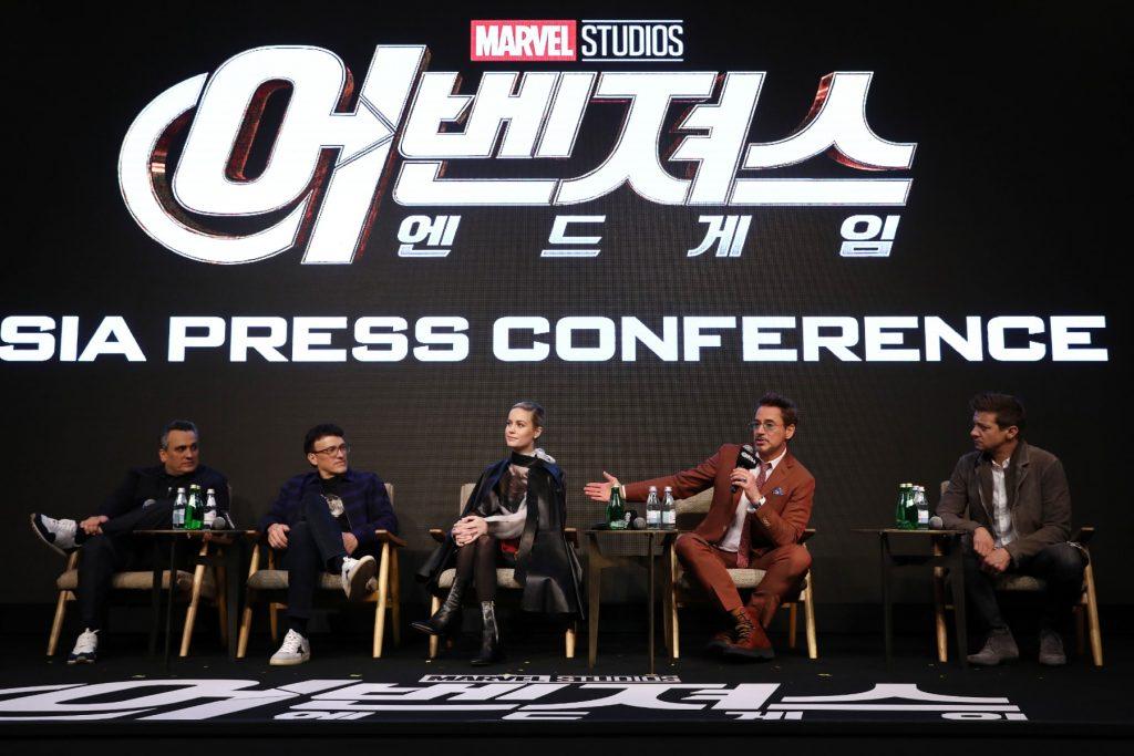 Avengers Endgame: success in Korea