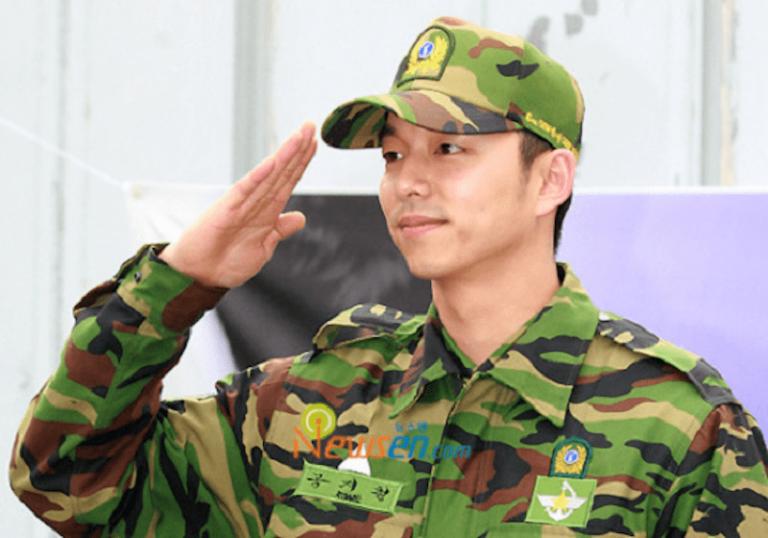 Korean military service