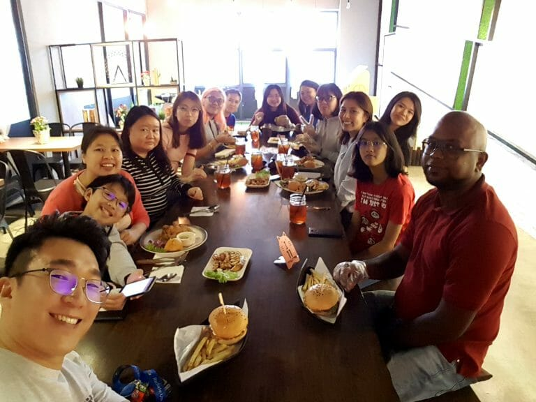 Highlights from Rocket Korean Workshop! 9