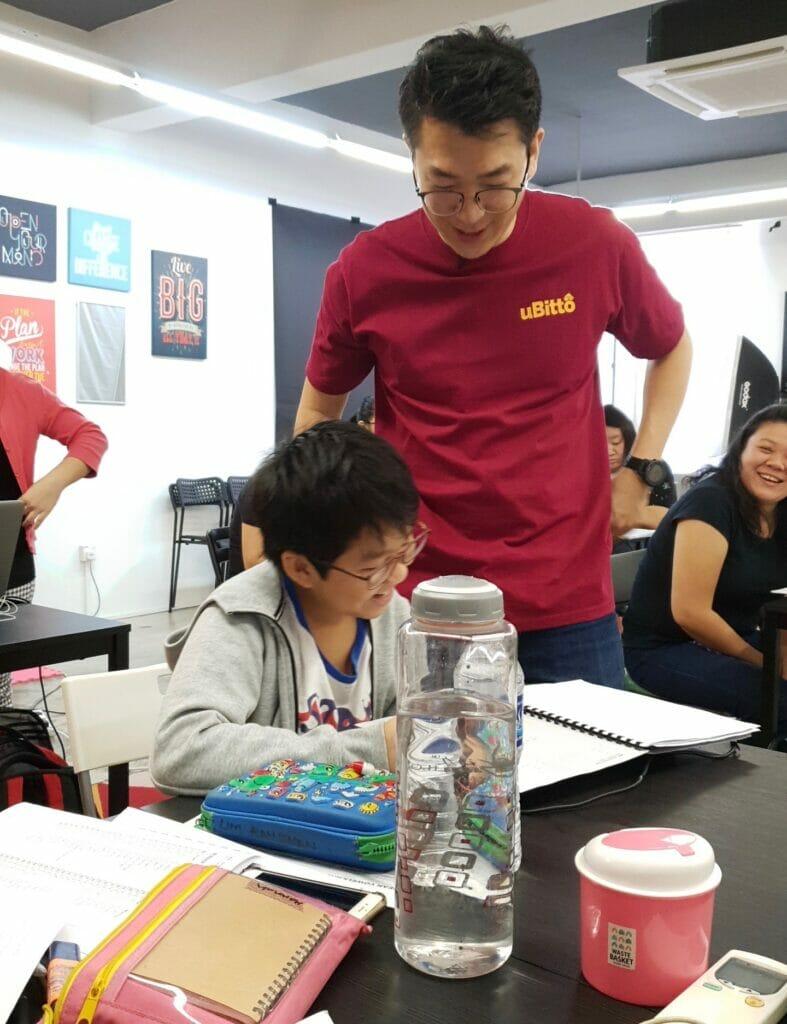 Highlights from Rocket Korean Workshop! 8