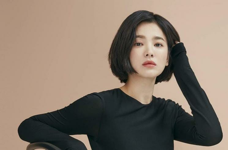 song hye kyo study in korea fair 2019