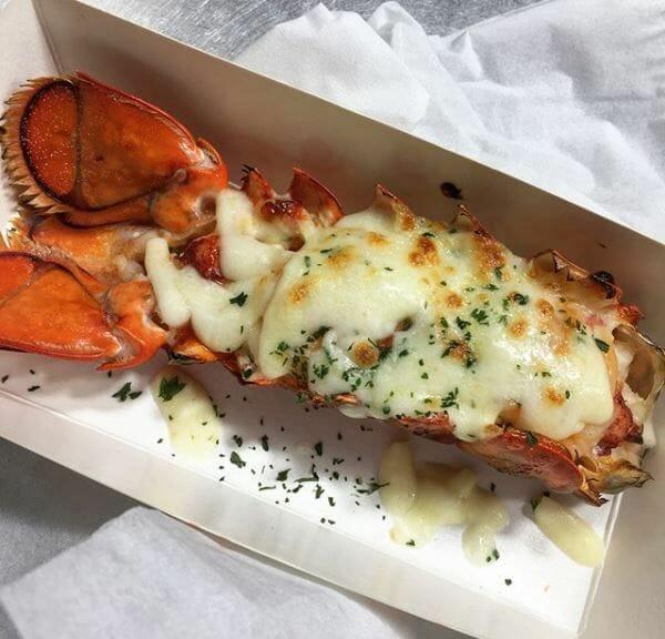 myeongdong street food south korea shopping korean shopping korean food cheese lobster grilled cheese lobster