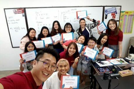 Highlights from Rocket Korean Workshop! 1