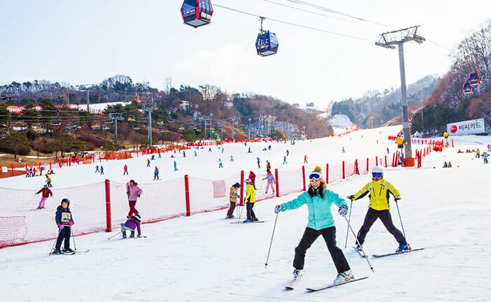 Korea's Latest Holiday Trend - Farmping 1