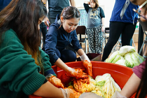 Farmping Experience with Yoon Ssam 14