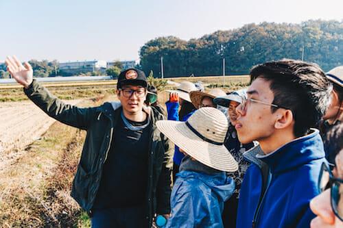 Farmping Experience with Yoon Ssam 12