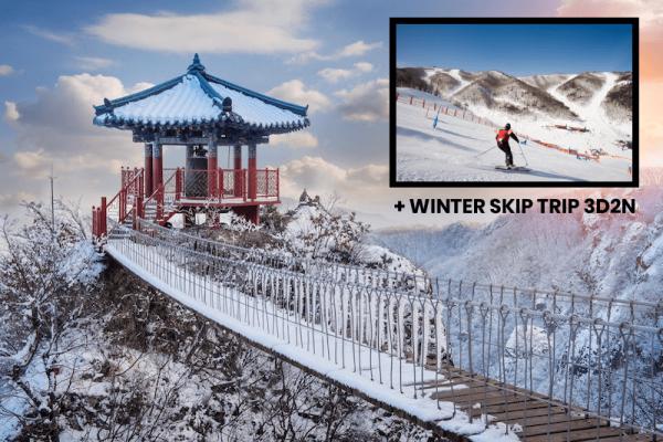 Farmping Experience + Ski Trip (Winter) 1