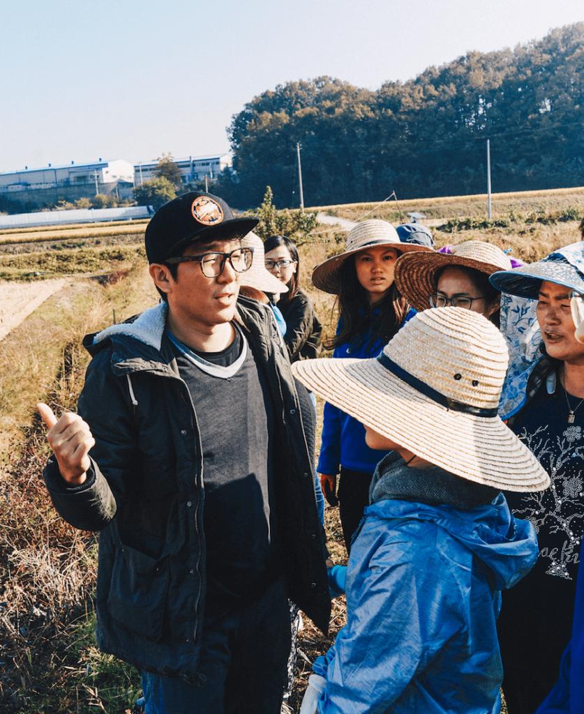 Farmping Experience with Yoon Ssam 7
