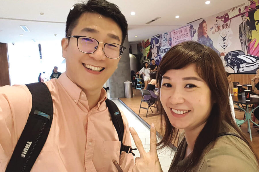 Korean Movie Outing With Yoon Ssam 4