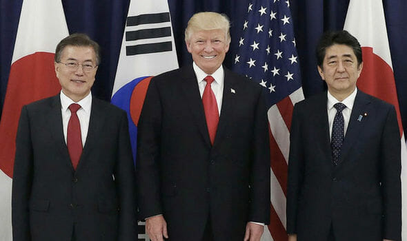Why  South Korea and Japan are on each other's nerves? 17