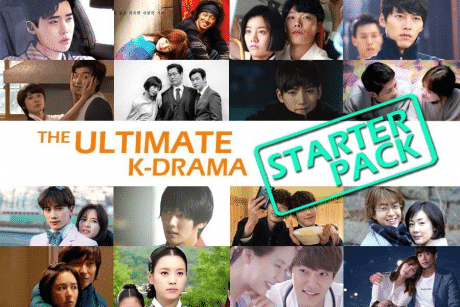 Top 5 Korean drama to binge-watch if you are new to K-drama. 5