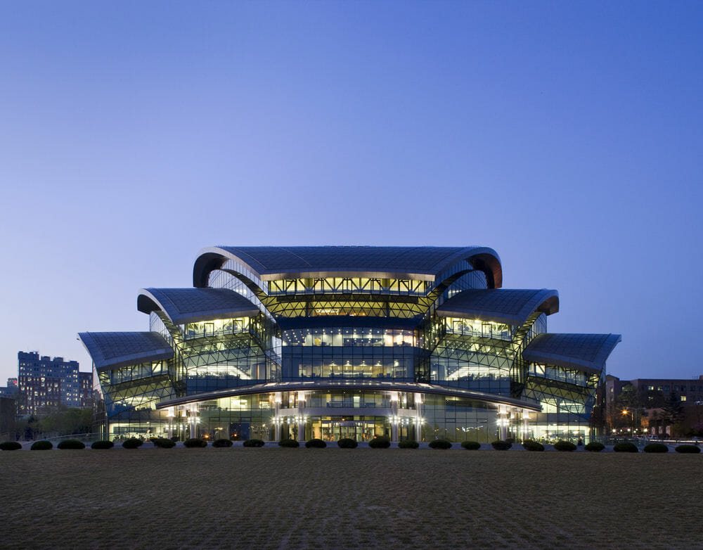 Top 5 Most Beautiful Korean University Campus 18