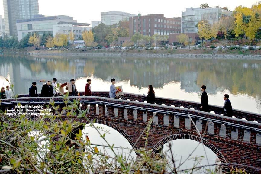 Top 5 Most Beautiful Korean University Campus 14
