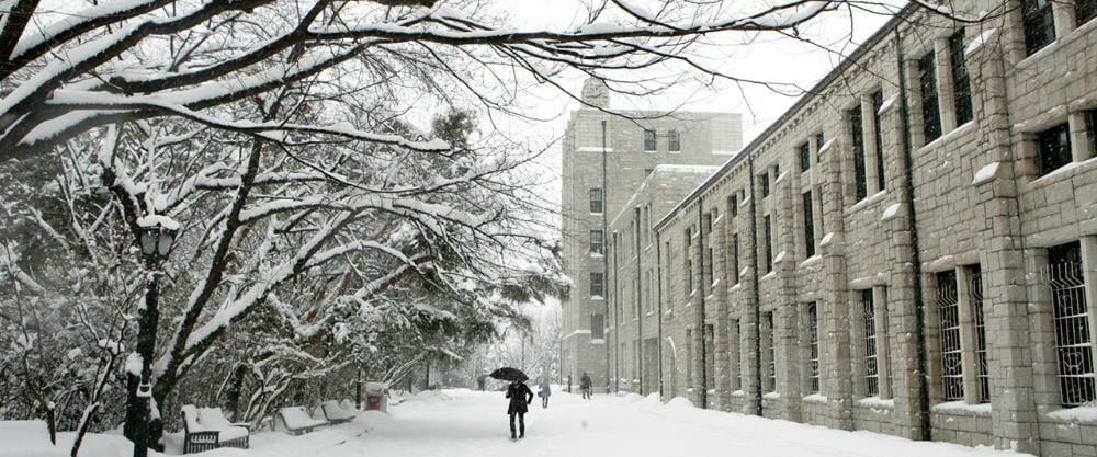 Top 5 Most Beautiful Korean University Campus 17