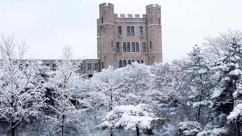 Top 5 Most Beautiful Korean University Campus 16