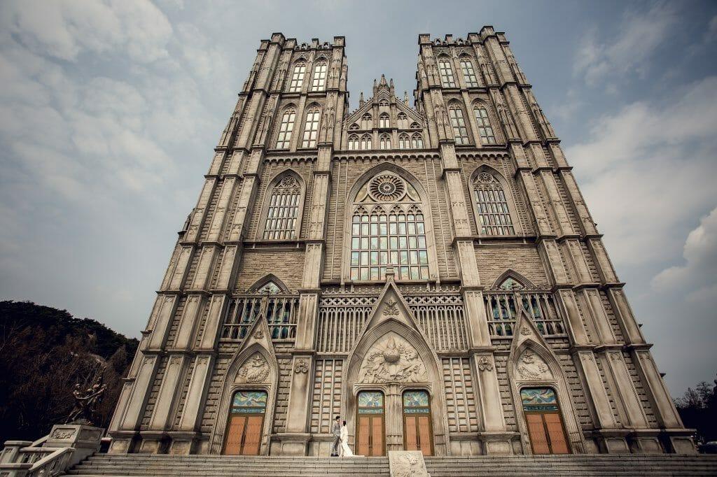 Top 5 Most Beautiful Korean University Campus 1