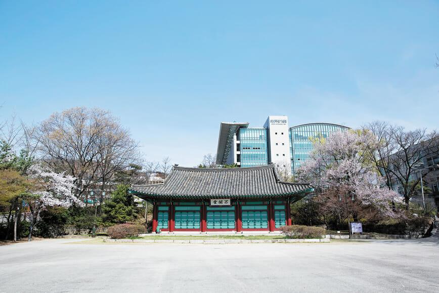 Top 5 Most Beautiful Korean University Campus 19