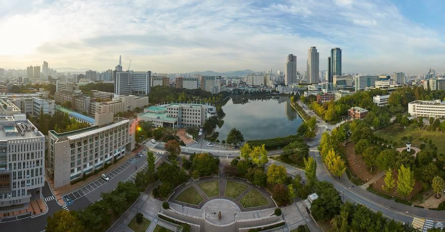 Top 5 Most Beautiful Korean University Campus 10
