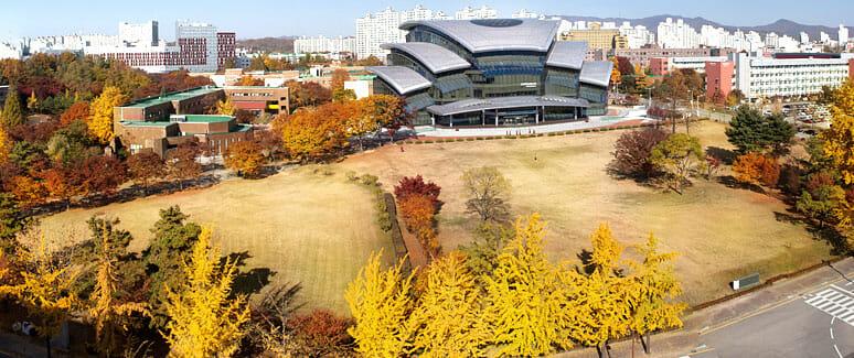 Top 5 Most Beautiful Korean University Campus 20