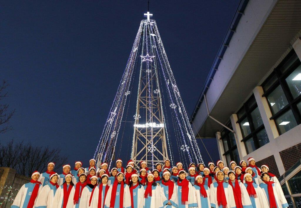 How Does South Korea Celebrate Christmas? 1