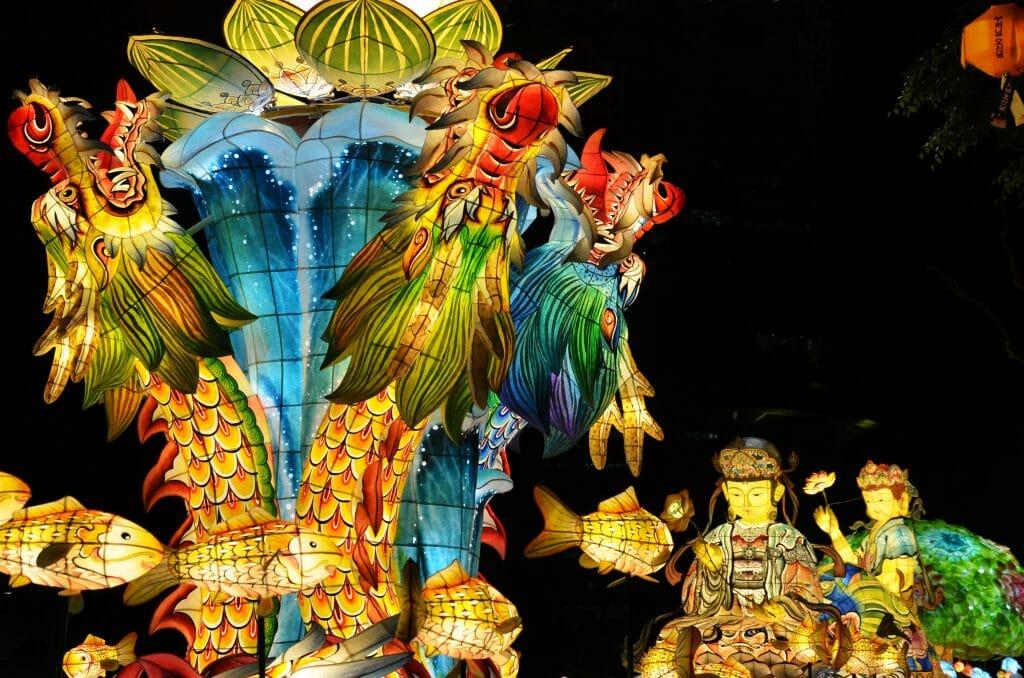 서울 등 축제 Seoul Lantern Festival 4
