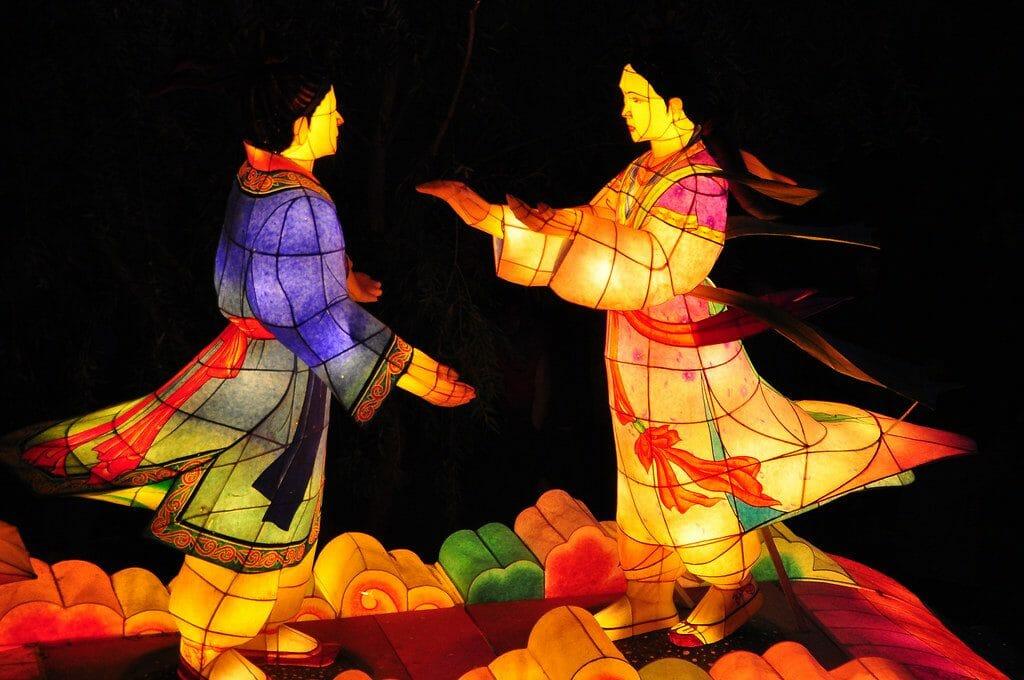 서울 등 축제 Seoul Lantern Festival 3