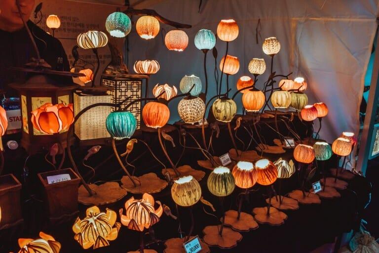 서울 등 축제 Seoul Lantern Festival 9