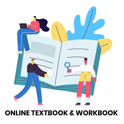 Online Class Textbook & Workbook 1
