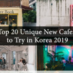 TOP 20 Unique New Cafes to Try in Korea (2020)