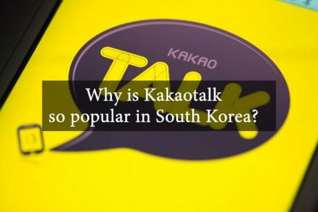 Why is Kakaotalk so Popular in South Korea? 1
