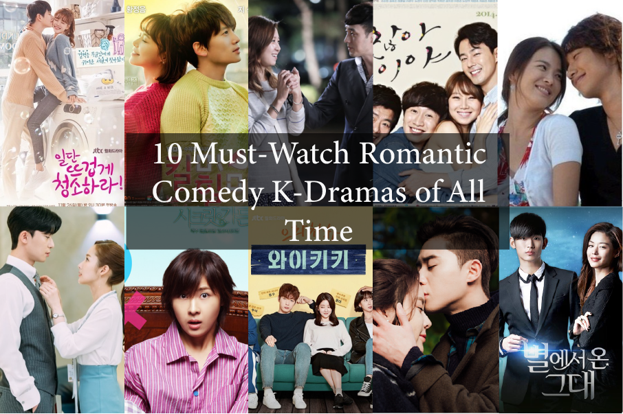 10 Must Watch Romantic Comedy K Dramas Of All Time