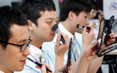 Why do Korean Men Wear Makeup? 4
