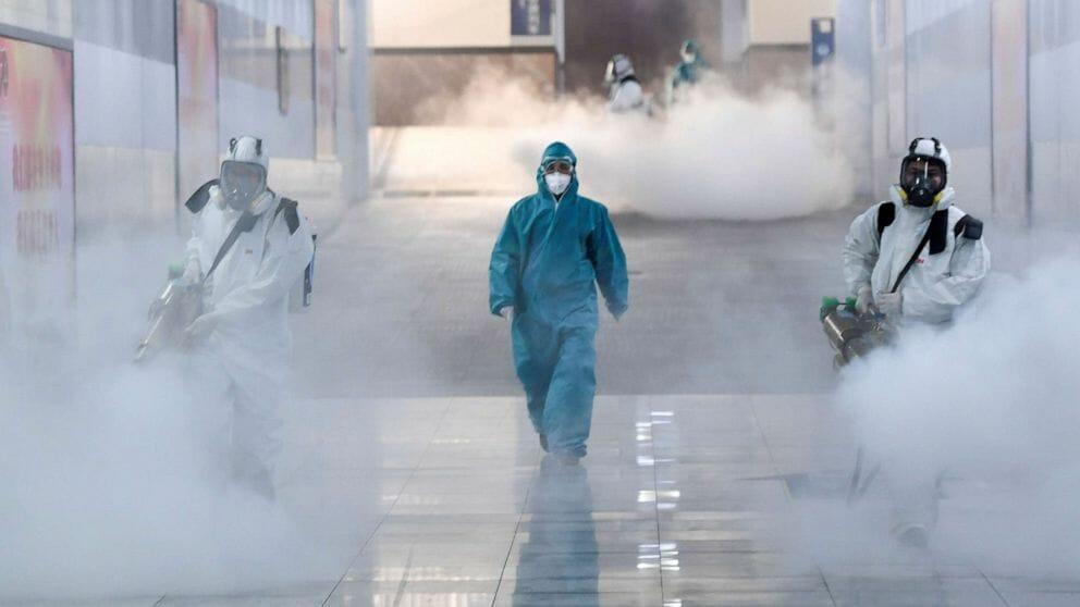 How Korea is Handling the Coronavirus Outbreak 6