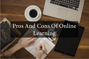 Pros And Cons Of Online Learning 1