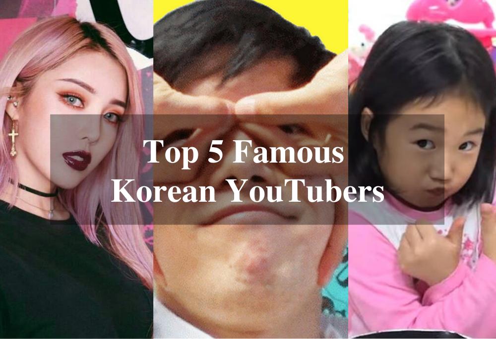 Top 5 Famous Korean YouTubers 4