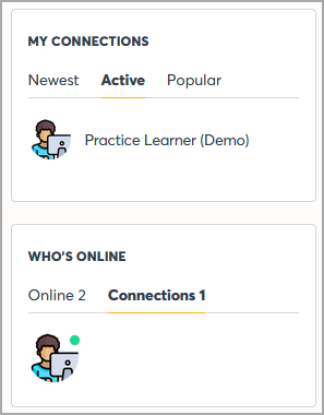 How do I contact my Practice Learner? 1