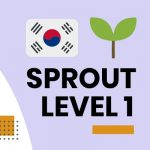 Group logo of Korean Sprout Level 1 Complete Set